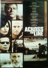 ACROSS the LINE The EXODUS of CHARLIE WRIGHT(2010)Aidan Quinn Andy Garcia SEALED