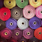 NYLON LYCRA FABRIC MATERIAL DANCE SPANDEX 4 WAY STRETCH 20 COLOURS FREE POST UK