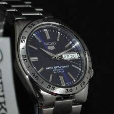 Seiko 5 Automatic Mens Watch Blue Dial 50M Water Resistant SNKD99K1 UK Seller