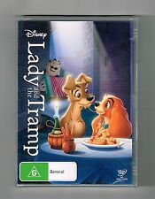 Lady And The Tramp - Dvd Walt Disney Brand New & Sealed