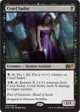 MTG CRUEL SADIST - SADICA CRUDELE - M15 - MAGIC