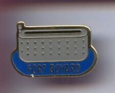 RARE PINS PIN'S .. TV RADIO PRESSE A2 FR3 EMISSION / FORT BOYARD ¤4D