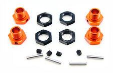 17mm WHEEL HEX & NUTS Hubs 101785 101082 3.5 107016 - HPI Trophy Buggy Flux