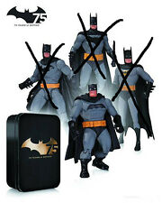 DC: Batman 75th Anniversary: FRANK MILLER BATMAN figure  - (statue/comic)