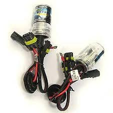H7 Xenon HID Replacement Bulbs 8000K 300% more light on the road  UK SELLER