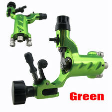 New Rotary Tattoo Machine Guns Dragonfly Shader Liner for Kit Needle Ink Green