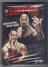 WWE: Survivor Series 2011 (DVD, 2011)