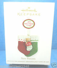 "Hallmark ""New Parents""  Ornament 2011"