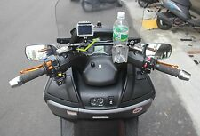 SUZUKI BURGMAN 650 (ALL) CROSSBAR (GPS,Cellphone,Camera,Cup Holder,Speakers)