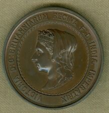 1887 Queen Victoria Golden Jubilee of Reign Medal by J. Carter