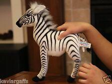 Hansa Zebra- realistic Lifelike, made for true to life display