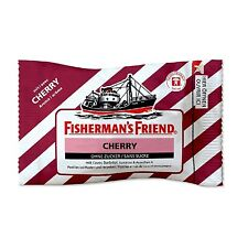 12 Pieces Fisherman s Friend Candy Cherry 25 g
