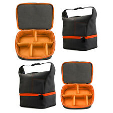Waterproof Shockproof Compact DSLR Insert Padded Partition Camera Case Bag Pouch