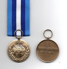 UNITED NATIONS MEDAL FOR EL SALVADOR ( ONUSAL )