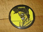 The Cramps fridge magnet 58mm - punk / rockabilly / psychobilly #1