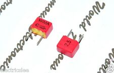 10pcs - WIMA FKP2 47P (47PF) 1000V 2.5% pitch:5mm Capacitor FKP2O100471D00HSSD