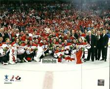 Team Canada Mens Centre Ice 16x20 Hockey Olympics Pic