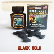 U.S.A. Black Gold - 1 Bottle = 16 Pills - Natural Male Enhancement Pills USA