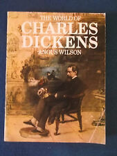 The World of Charles Dickens by Angus Wilson (Paperback, 1983)