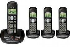 Vtech Handset Cordless Answering System with Caller Id Call Waiting Home Phone