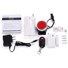 Wireless PIR Security Alarm System Super Loud  Magnetic Home Door Window Burglar