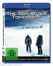 THE DAY AFTER TOMORROW (Jake Gyllenhaal, Dennis Quaid) Blu-ray Disc NEU+OVP