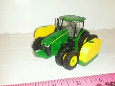 1/64 ERTL custom farm toy JOHN DEERE 8320r Tractor all Duals side quest tanks