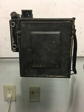 Graflex Speed Graphic Format View Camera No Lens