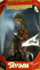 NiB McFarlane Spawn Seven 7 Deluxe Boxed Edition Action Figure 2002 Series 21