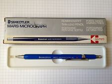 Rare Vintage Mechanical Pencil Staedtler Mars-Micrograph 05 : 770 05  Boxed  NOS