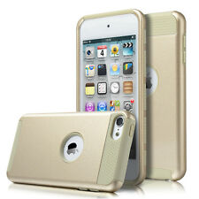 Hybrid Shockproof Hard Rugged Heavy Duty Cover Case For iPod Touch 6th 5th Gen