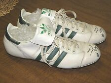 Packers Al Del Greco Adidas Game Used Kicking Cleats
