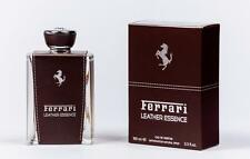 Ferrari Leather Essence Eau de Parfum 100ml New / Sealed