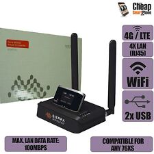 Sierra Wireless Hub DC102A 3G 4G LTE Mobile WIFI for AirCard Router Modem