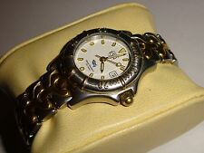ESQUIRE ESQ BY MOVADO 100218 SWISS STAINLESS STEEL WOMEN'S DIVER 100M WATCH