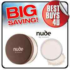 NUDE BY NATURE FINISHING VEIL 12G - loose make up powder highlighter mineral