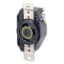 (30) Locking receptacle Leviton 2610 L5-30R 30 amp 120V box of 30