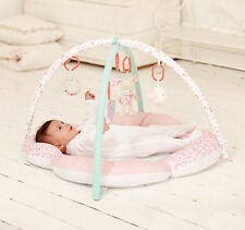 Mothercare My Little Garden Explorer Gym Playmat With Arch Baby Girl