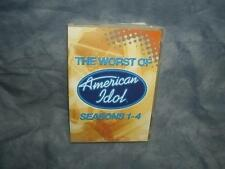 American Idol - The Worst Of American Idol Seasons 1-4 (DVD, 2005)