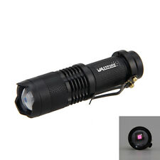 5w Zoom OSRAM Cree infrarosso IR 850nm notte visione LED torcia elettrica luce