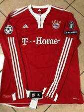 Germany FC bayern Munich Robben Holland  jersey original trikot football shirt