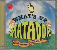 WHAT'S UP MATADOR - various artists CD