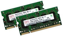 2x 1GB 2GB DDR2 HYNIX 667 Mhz Apple MacBook Pro 1,1 2,1 2,2 RAM 2006 / 2007