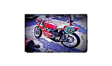 1967 ossa Bike Motorcycle A4 Photo Poster