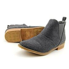 Rocket Dog Dennis Women US 11 Gray Ankle Boot Pre Owned  1586