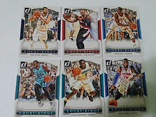 2014-15 Donruss Court Kings 6 NBA Card Lot (Lillard, Gasol, Monroe, Ibaka, etc)