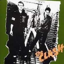 The Clash Uk Version - The Clash CD COLUMBIA