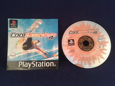 PS ONE COOLBOARDERS 4  PLAY STATION I PAL