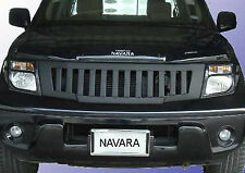 FRONT HEAD BLACK ABS GRID GRILL GRILLE FOR NISSAN FRONTIER NAVARA D40 2005-09 10