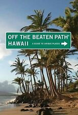 Hawaii Off the Beaten Path by Carrie Frasure, Sean Pager (Paperback, 2009)